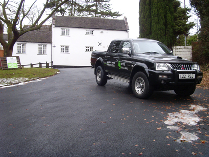 RS Devel Driveways Wolverhampton